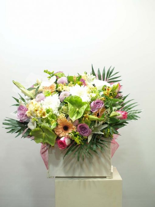 Bouquet Anthurium 3
