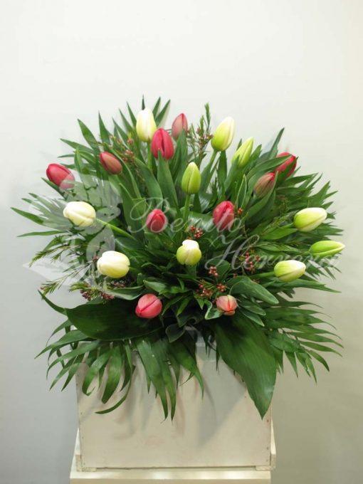 Ramo de tulipanes 3