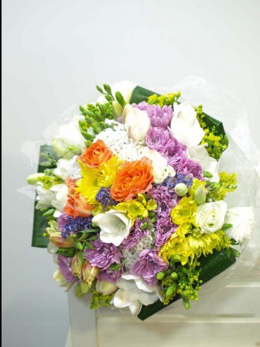Bouquet variado 4 colores 3