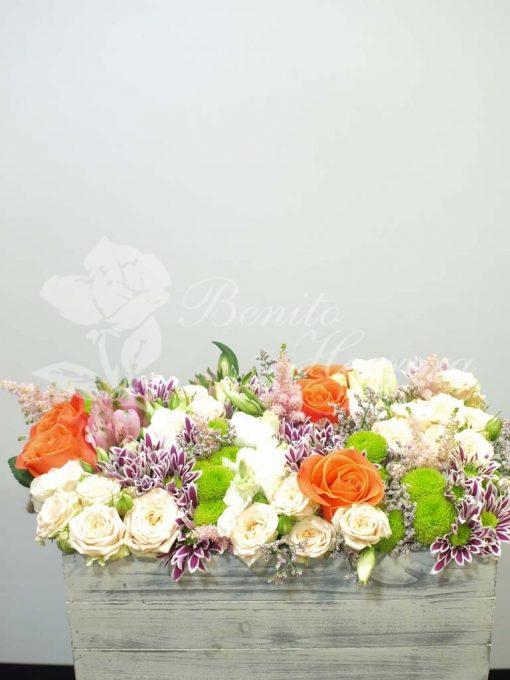 Caja flor silvestre 3