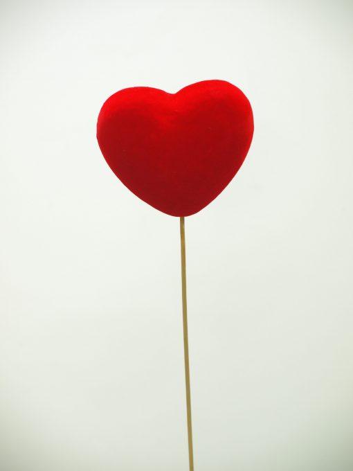 Pincho corazón mediano 3