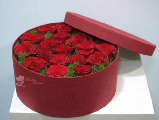 caja de rosas 4