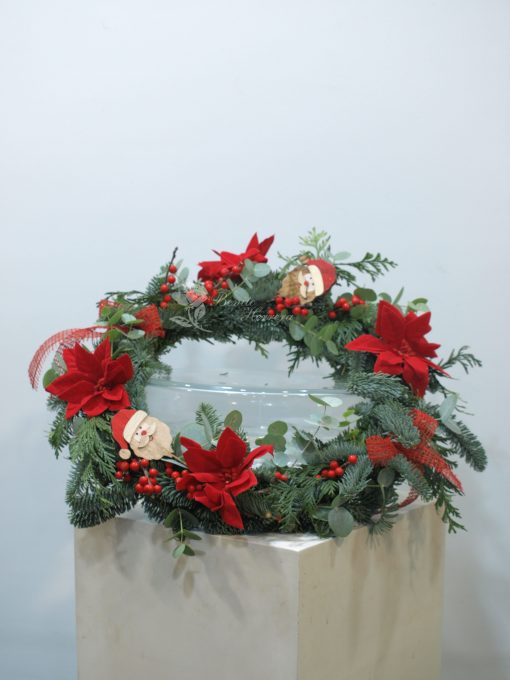 Corona Navidad 4