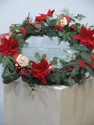 Corona Navidad 6