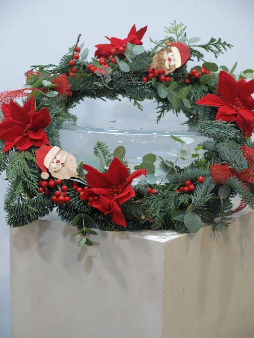 Corona Navidad 3